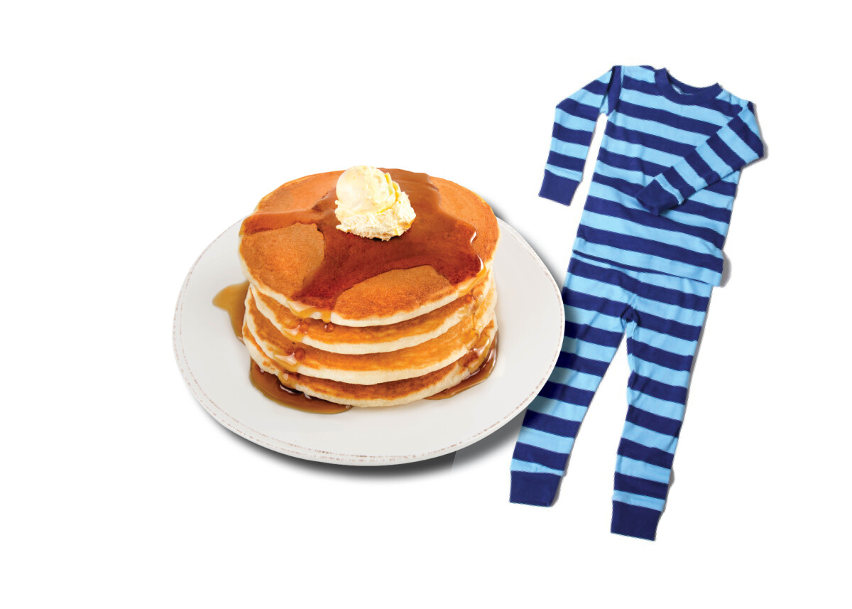 PJ's & Pancakes Helping Hands