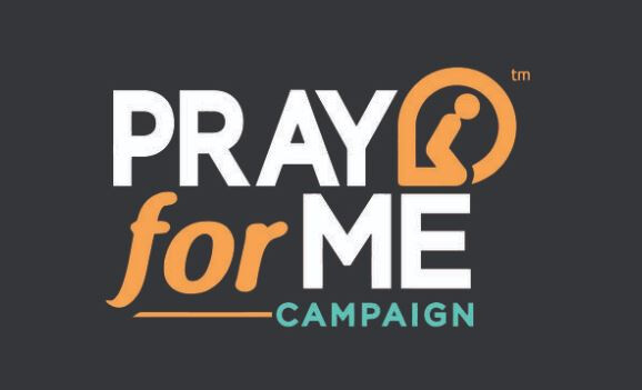 Pray for Me Campaign Launch
