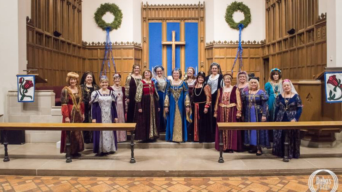 Christmas with the Elizabethans