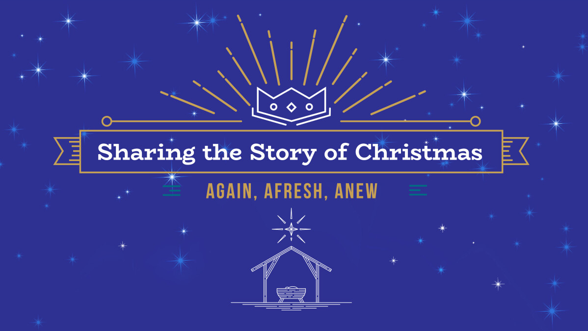Christmas Eve Candlelight Services at 4, 7, and 10 p.m.